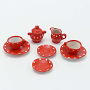 Miniature Doll Dishes