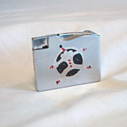 Elgin American USA Clown Pocket Lighter Ca 1950's