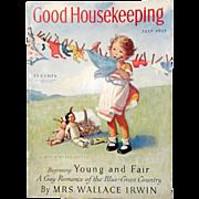 Good Housekeeping, July 1932