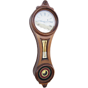 "Exquisite E. Howard & Co. Regulator #10 Wall Clock ""Figure 8""  c. 1880"