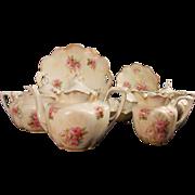 RS Prussia 12 Piece Tea Set