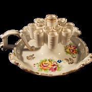 Vintage Porcelain Cigarette Holder Arnalt Japan