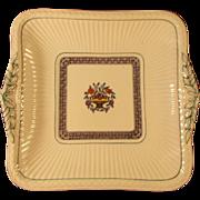 Wedgwood Trenthem Light Blue Navy Sandwich Platter