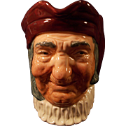 Royal Doulton Simon the Cellarer Toby Jug