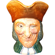 Royal Doulton Vicar of Bray Toby Jug