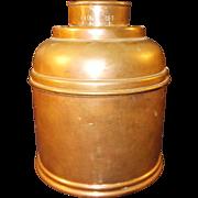 Rumidor Humidor Copper Humidor