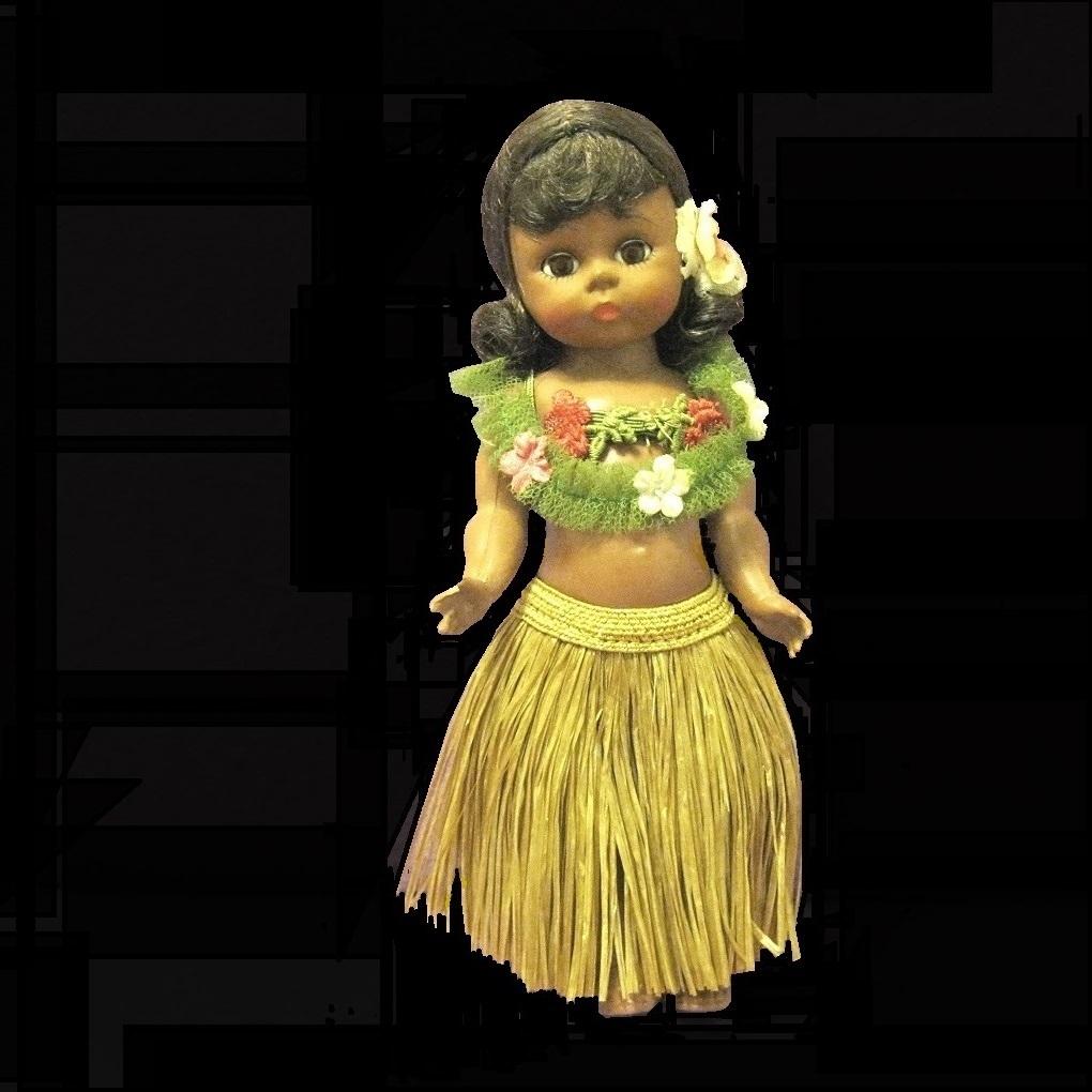 Rare Alexander Hawaiian Doll