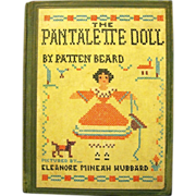 'The Pantalette Doll', Beard & Hubbard, 1931 Children's Book