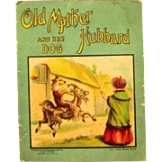 """Old Mother Hubbard and Her Dog"", 1890, 011-Little Kitten Series"