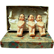 1930's Figural Soap Babies, Original Box