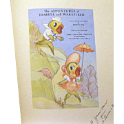 The Adventures of Idabell and Wakefield: Dolls Around the World, 1946 Book