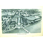 66 Pages of Large Black and White Views of Our Nation's Capitol, Washington D.C. in 1942