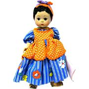 "Beautiful Mint  8"" Madame Alexander Doll, ""Jamaica"", 1986, Retired"