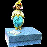 "Vintage 8"" Mme. Alexander Thailand Doll, #567, MIB, 1979"