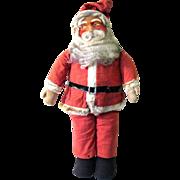 Large Vintage Store Display Santa Claus