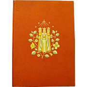 "Hard Cover First Edition of ""The Birthday of Little Jesus"", by Sterling North, 1952"