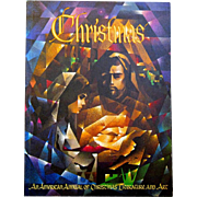 Christmas-An American Annual of Christmas Literature & Art, Augsburg Publishing, 1968