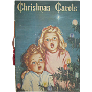 1939 Promotional Christmas Carol Booklet for Stone Motor Company, Coshocton, Ohio