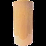 Large Mid Century Cookson Pottery Vase from Roseville, Ohio
