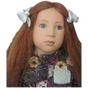 Sabine Esche - Sigikid - German Artist Doll - Painted Eyes - Birgit -