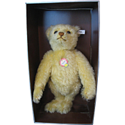 Steiff Musical/Musik Bear - White Tag In Ear - Box and Certificate - 1928 Replica