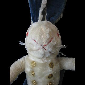 Vintage *BELLHOP* Bunny/Rabbit Doll