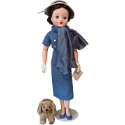Madame Alexander **CISSY** - **ON THE AVENUE** Fashion Doll - Comes With Extras -