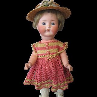 "*RARE* ""GOOGLY"" #417 Heuback Koppelsdorf Doll"