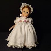 Madame Alexander Little Nanny Etticoat Doll