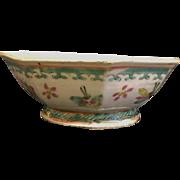 Ching Dynasty Bowl