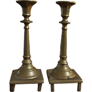 RUSSIAN CANDLESTICKS