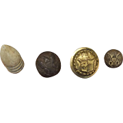 CIVIL WAR UNION MILITARY UNIFORM BUTTONS