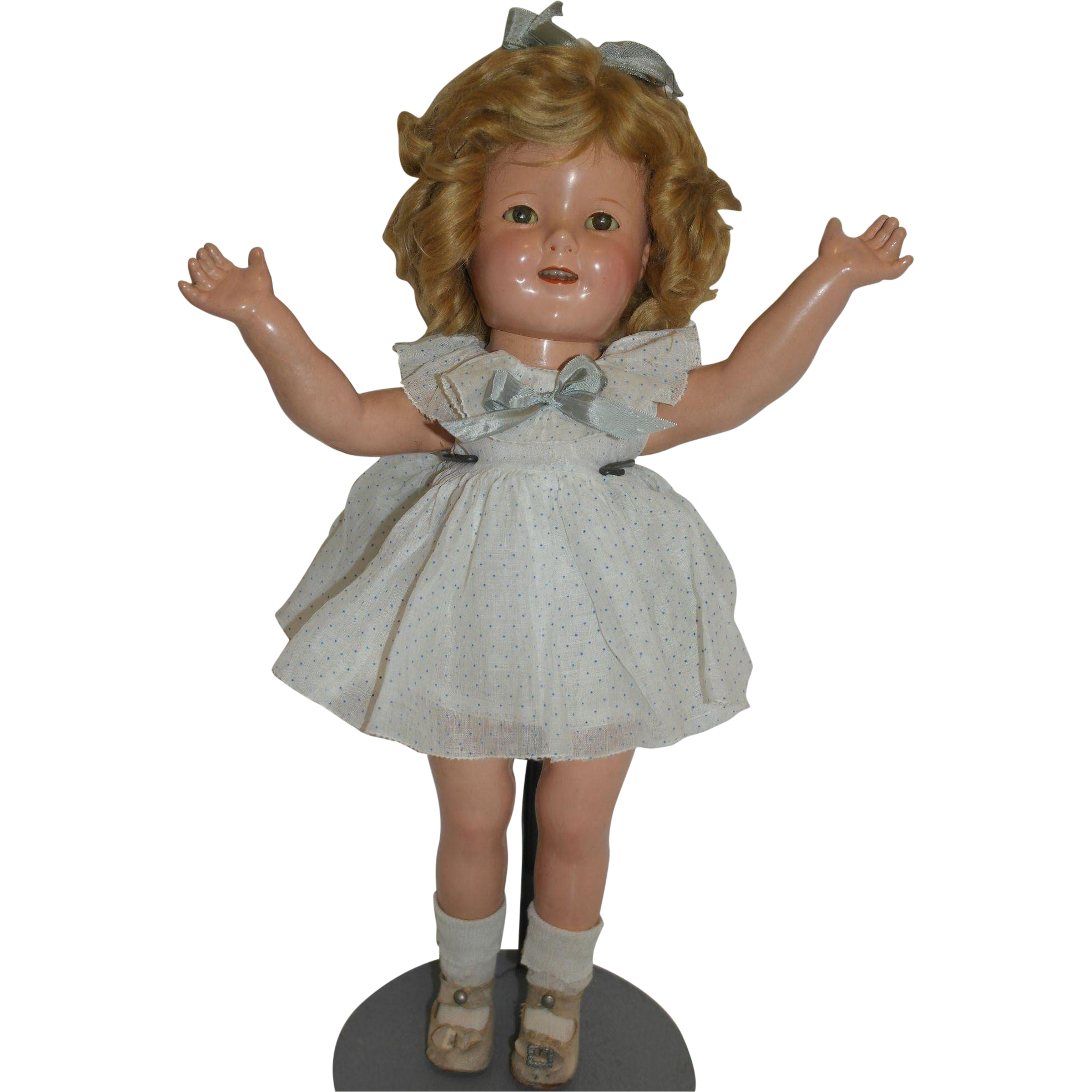 1930 S Composition Shirley Temple Doll Sold On Ruby Lane