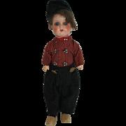 German Bisque Head Dutch Boy
