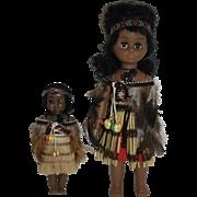 Vintage Polynesian Dolls