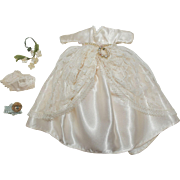 1950's Little Miss Ginger Wedding Outfit