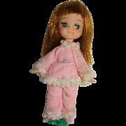 1972 Takara Sat Chan Doll