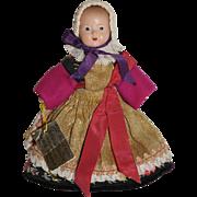 Bebe Breton - in orig. Regional Dress