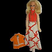 1970's Takara Doll Body, Dress & Shirt - Barbie Clone