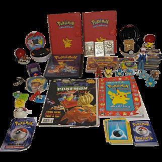 1990's Pokemon Collection