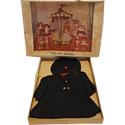 1950's Terri Lee Jacket and Tam in HTF Carousel Clothing Box