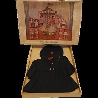 1950's Terri Lee Jacket and Tam in HTF Carousel Clothing Box