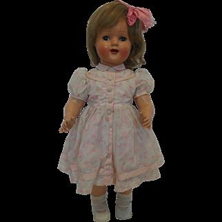 1950's Raynal Flirty eyed Doll