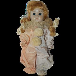 1950's Ginny SLW Clown Doll