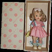 1954 Nancy Ann Storey Book  Muffie Doll -  MIB