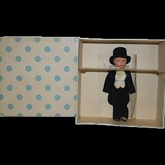 1941 Bisque NASB Groom - in orig. Box