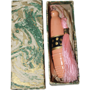Early Pink Needle Case in Original Box
