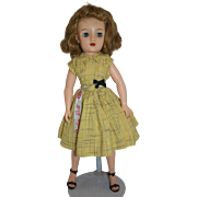 "1950's Ideal 18"" Revlon Doll"