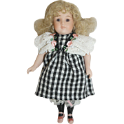 All Bisque Artist Doll by Jeanne Di Mauro