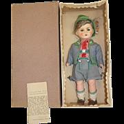 MIB German Bavarian Boy by Gura Company